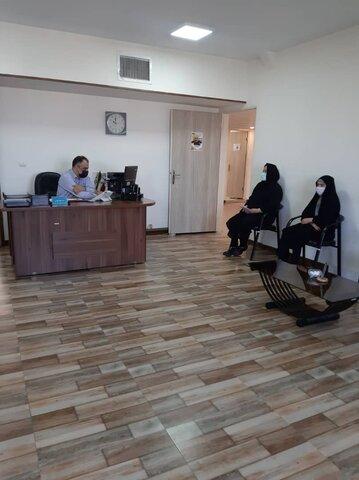 گزارش تصویری   ملاقات مردمی مدیرکل بهزیستی البرز