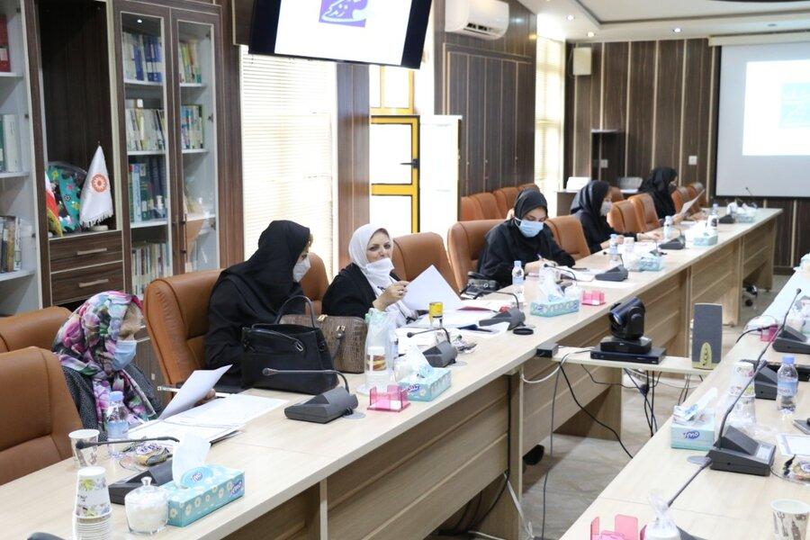 برگزاری دوره آموزشی مهارتهای زندگی ویژه کارشناسان تسهیلگر (سالمندان و معلولان)