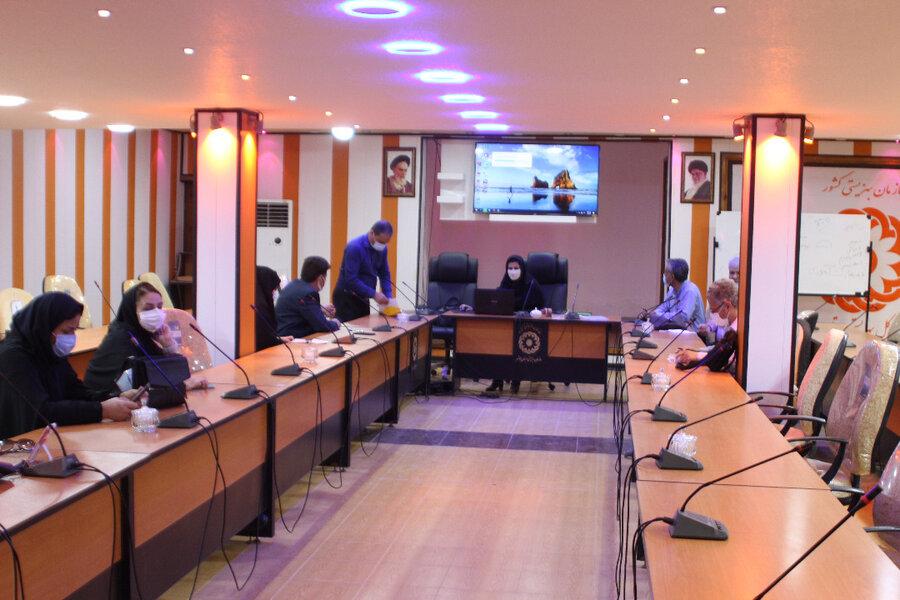 اولین جلسه هماهنگی و همفکری با انجمنهای معلولین برگزارشد