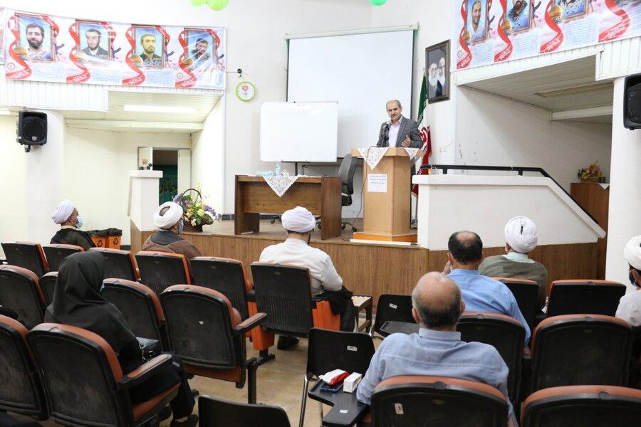 برگزاری نشست آموزشی ویژه امامان جماعت و رابطین فرهنگی ادارات بهزیستی گیلان