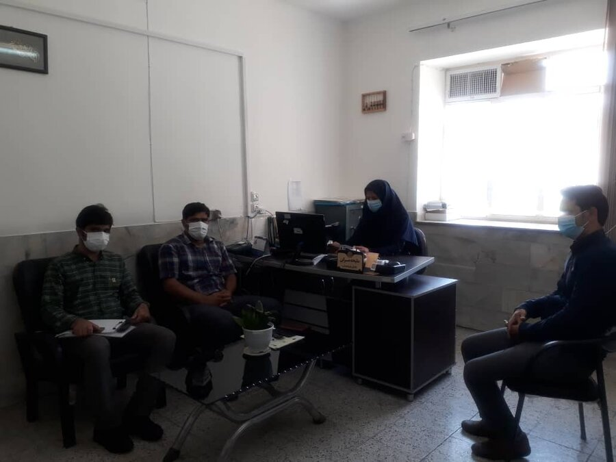 برگزاری جلسه مشورتی درخصوص وضعیت اشتغال مددجویان در جاجرم