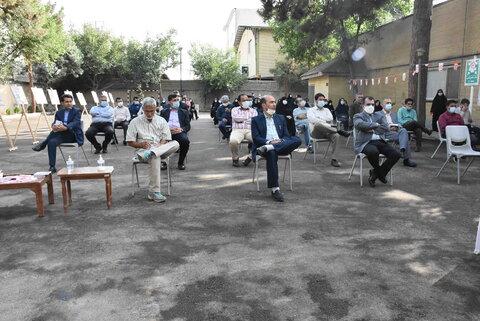 برگزاری مراسم آغاز هفته بهزیستی در اداره کل بهزیستی خراسان رضوی