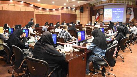گزارش تصویری | برگزاری نشست خبری هفته بهزیستی در اداره کل بهزیستی خراسان رضوی