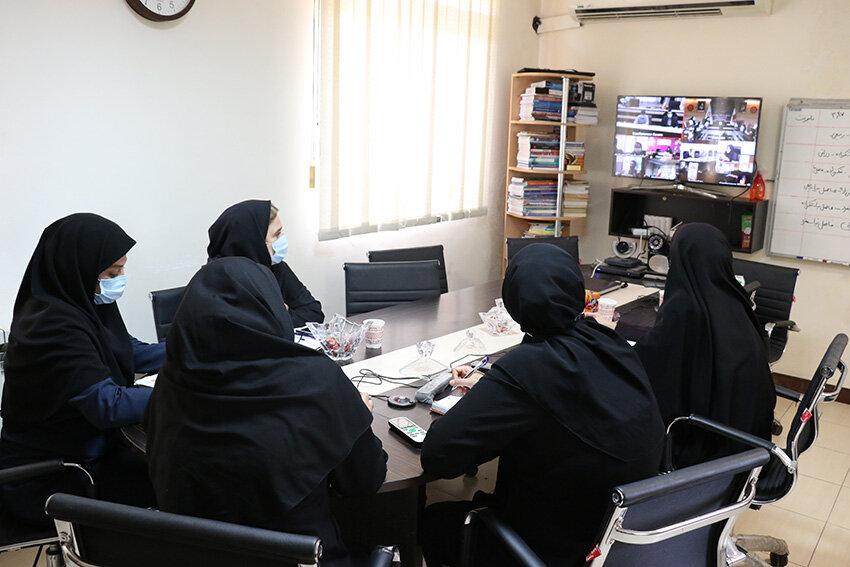 برگزاری جلسه ویدئو کنفرانس کشوری در خصوص طرح های اجتماع محور