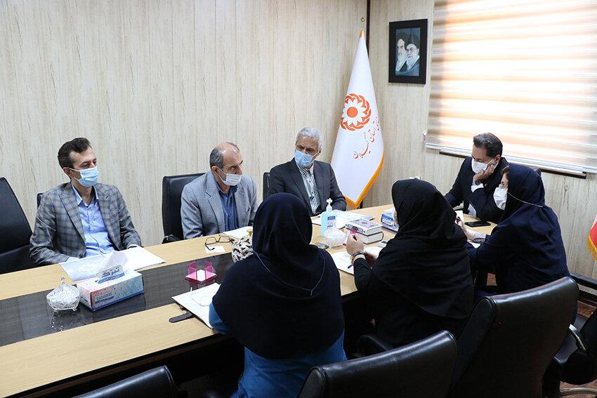 برگزاری سومین جلسه ستاد گرامیداشت هفته بهزیستی با حضور مدیرکل و اعضای ستاد