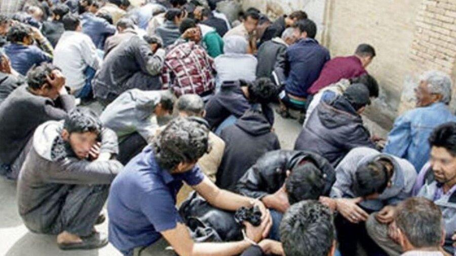 ۱۰ درصد معتادان استان اصفهان متجاهر هستند