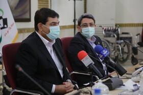 گزارش تصویری| انعقاد تفاهم نامه همکاری های مشترک سازمان بهزیستی با بنیاد ۱۵ خرداد
