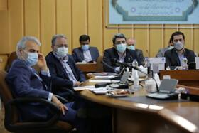 با حضور رئیس سازمان برنامه بودجه، هجدهمین جلسه ستاد مناسب سازی کشور برگزار شد