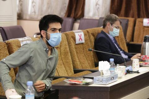 نشست خبری دکتر قبادی دانا در هفته بهزیستی