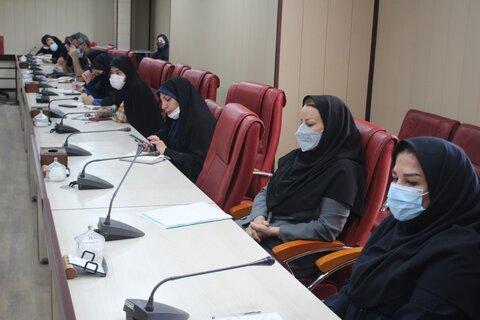 گزارش تصویری   نشست خبری مدیرکل بهزیستی البرز و اصحاب محترم رسانه برگزار شد