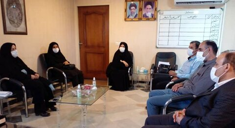 اسداباد   دیدار رئیس  و کارکنان بهزیستی شهرستان با فرماندار  به مناسبت هفته بهزیستی