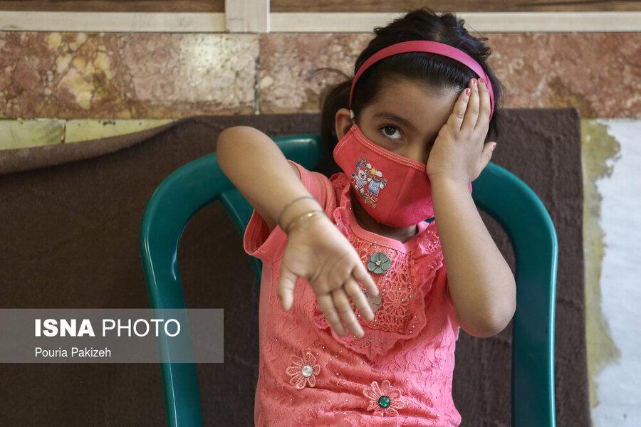 توقف برنامه غربالگری بینایی به دلیل وضعیت قرمز تهران/تجهیز مراکز مثبت زندگی به پایگاه غربالگری