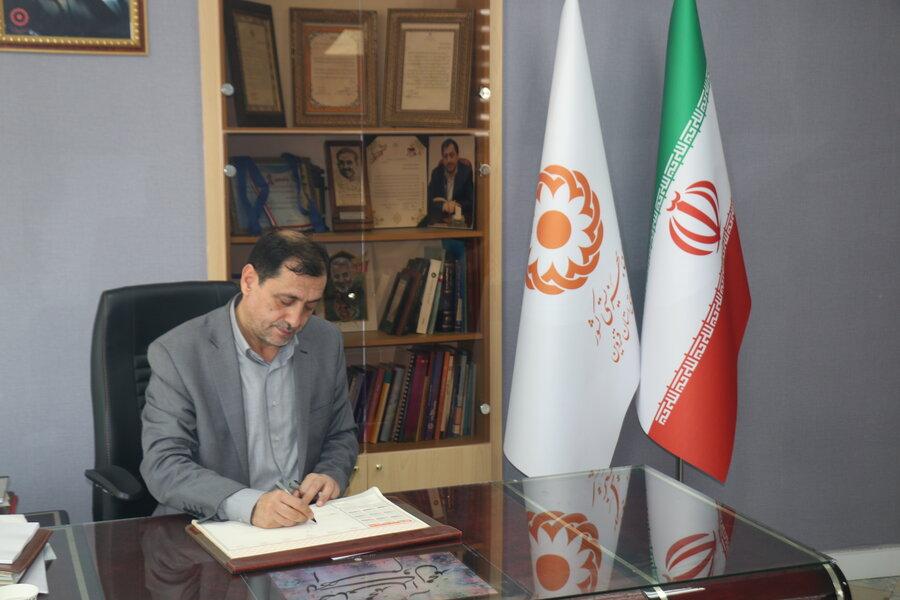 پیام تبریک مدیرکل بهزیستی استان قزوین به مناسبت روز خبرنگار