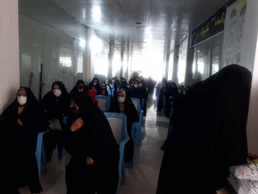 فروشگاه تخصصی حجاب در جاجرم افتتاح شد