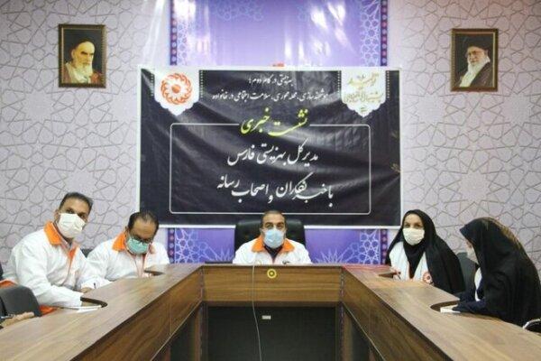 در رسانه  بیش از ۱۴۰ کودک در فارس ساماندهی شدند