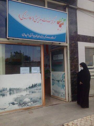گزارش تصویری/ بازدید از مراکز توانبخشی بهزیستی اهر