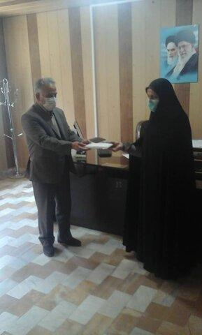 ملایر   گرامیداشت هفته عفاف وحجاب