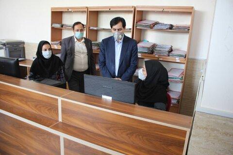 گزارش تصویری| مدیرکل بهزیستی البرز از مرکز مثبت زندگی شهرستان چهارباغ بازدید کرد