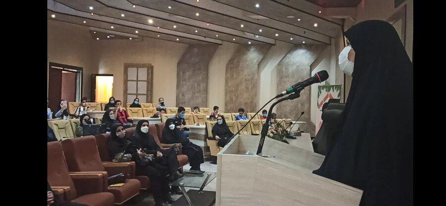 مدیرکل بهزیستی استان کرمانشاه در مراسم افتتاح مسابقات ورزشی بهزیستی استان
