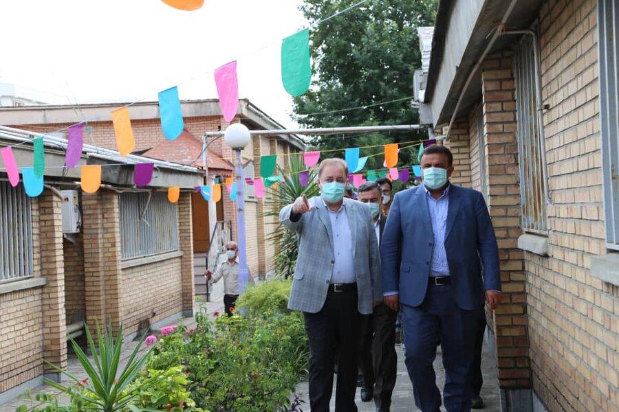 گزارش تصویری| حضور استاندار مازندران در اداره کل بهزیستی استان به مناسبت چهل و یکمین سالگرد تاسیس سازمان بهزیستی