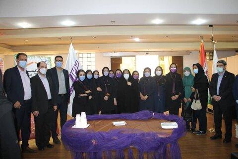بازدید معاون امور زنان و خانواده رئیس جمهوری از مراکز امور اجتماعی