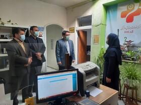 رییس سازمان بهزیستی کشور در سفر به استان خراسان رضوی از مراکز خدمات بهزیستی (+زندگی) در حاشیه شهر مشهد بازدید کرد