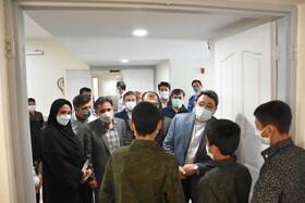 مراکز خاص نگهداری کودکان کار غیر ایرانی بیسرپرست، با همکاری مقامات کنسولی افغانستان راه اندازی میشود