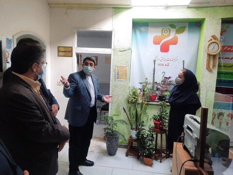 گزارش تصویری | بازدید رئیس سازمان بهزیستی کشور از مراکز خدمات بهزیستی (+زندگی) مشهد مقدس