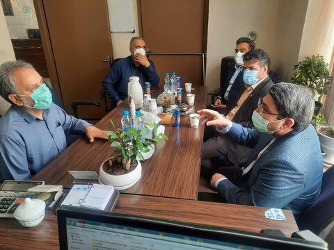بازدید دکتر قبادی از مراکز مثبت زندگی مشهد