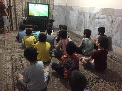 گزارش تصویری | شاهرود | شور فوتبال در مراکز تحت نظارت