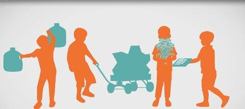 موشن گرافی| کودکان کار را دریابیم