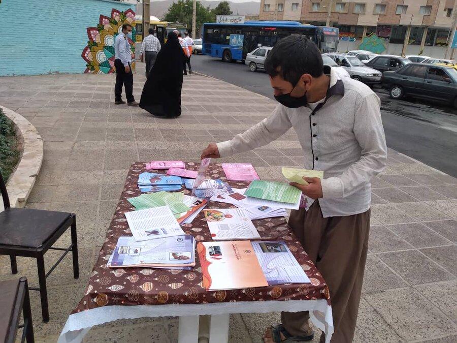 مانور سراسری اورژانس شیراز