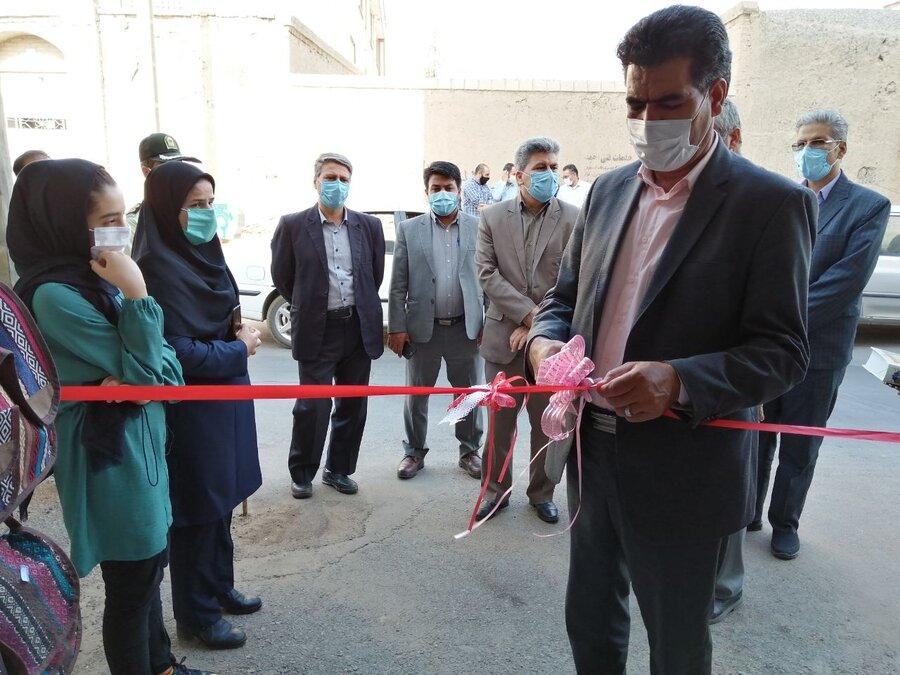 افتتاح چند طرح اشتغال به نماندگی از ظرح های اشتغالزایی بهزیستی خراسان جنوبی در هفته ی بهزیستی