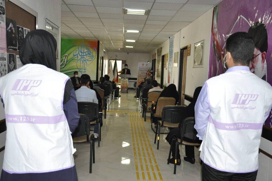 یازدهمین مرکز مداخله در بحران بهزیستی خراسان جنوبی افتتاح شد