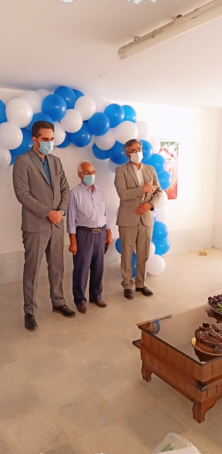 برگزاری جشن بزرگداشت هفته بهزیستی در خانه نگهداری کودکان بی سرپرست
