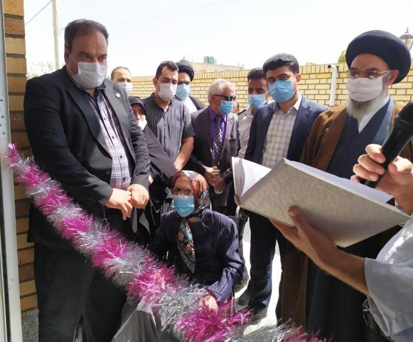 روز پرکار مدیر کل بهزیستی استان در شهرستان اردستان