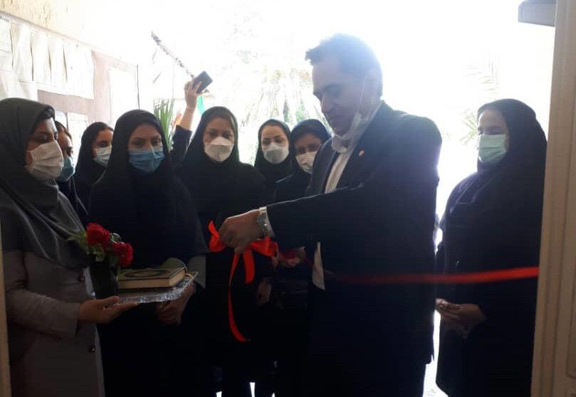 افتتاح کارگاه حمایتی_تولیدی رستاک به مناسبت هفته بهزیستی در لاهیجان