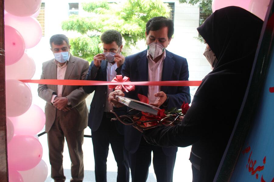 دو خانه کوچک توانبخشی در البرز افتتاح شد