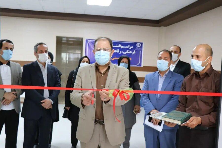 افتتاح مجتمع فرهنگی، رفاهی و آموزشی شهید باکری بهزیستی آذربایجان غربی