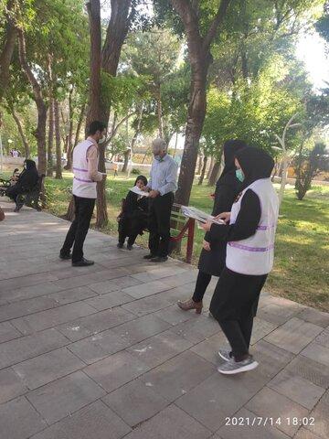 گزارش تصویری/ اجرای مانور اورژانس اجتماعی در اهر/ برگزاری همایش حجاب و عفاف در بناب