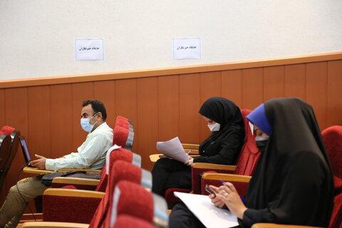 نشست خبری مدیر کل بهزیستی مازندران