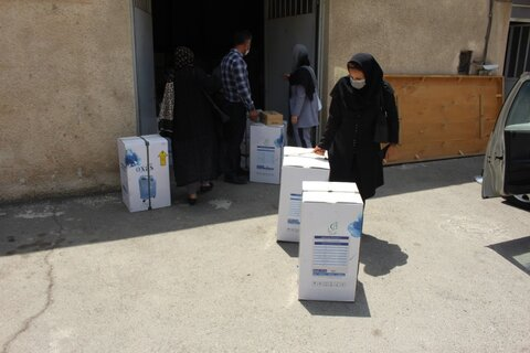 گزارش تصویری | آئین اهداء نمادین یک هزار دستگاه اکسیژنساز به مراکز سالمندان بهزیستی کشور برگزار شد