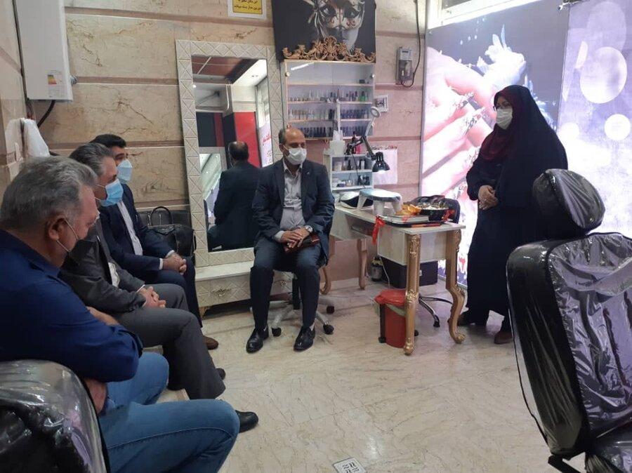 شهریار| گروه همیار زنان سرپرست خانوار تحت پوشش بهزیستی تشکیل شد