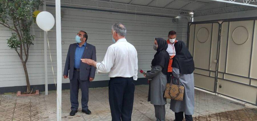 گزارش تصویری از افتتاح مرکز توانبخشی در شیراز