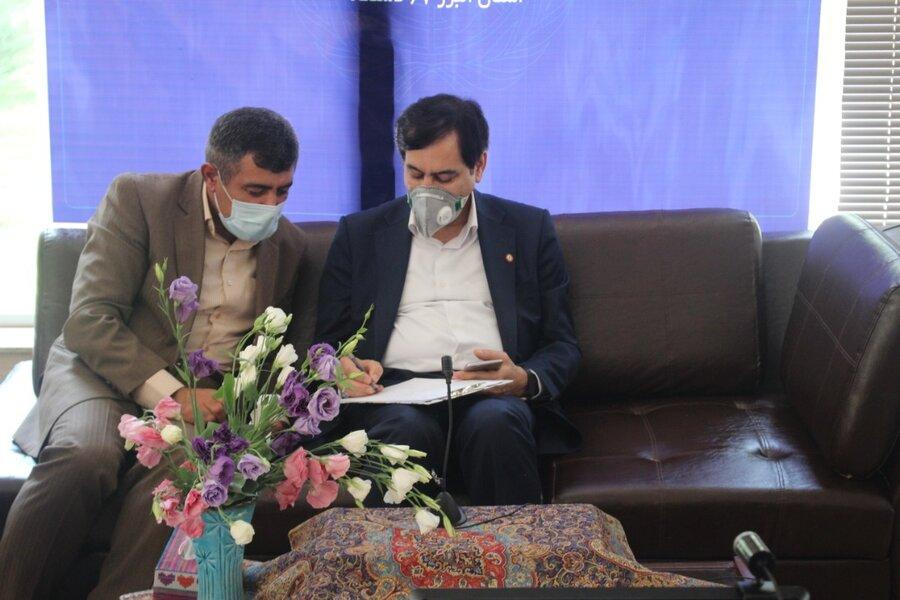 آئین اهداء نمادین یک هزار دستگاه اکسیژنساز به مراکز سالمندان بهزیستی کشور برگزار شد