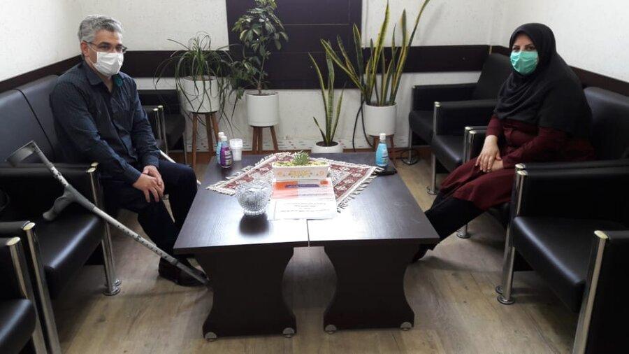برندگان مسابقه فرهنگی مجازی مدیریت بهزیستی شهرستان بوشهر معرفی شدند
