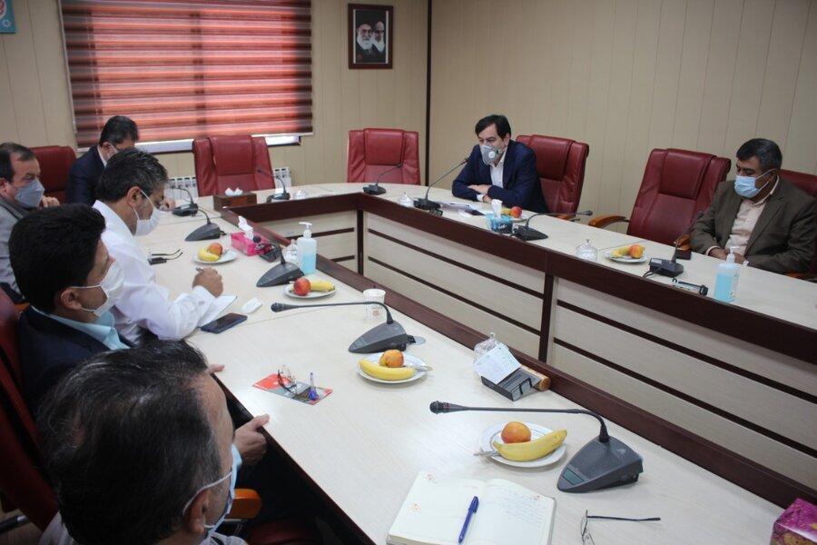 شورای هماهنگی ادارات زیر مجموعه وزارت رفاه تشکیل جلسه داد
