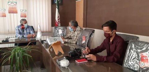 برخوار  برگزاری نشست خبری هفته بهزیستی در شهرستان