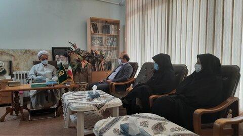 نجف آباد  ورود بهزیستی به مسائل آموزشی و فرهنگ سازی در جامعه