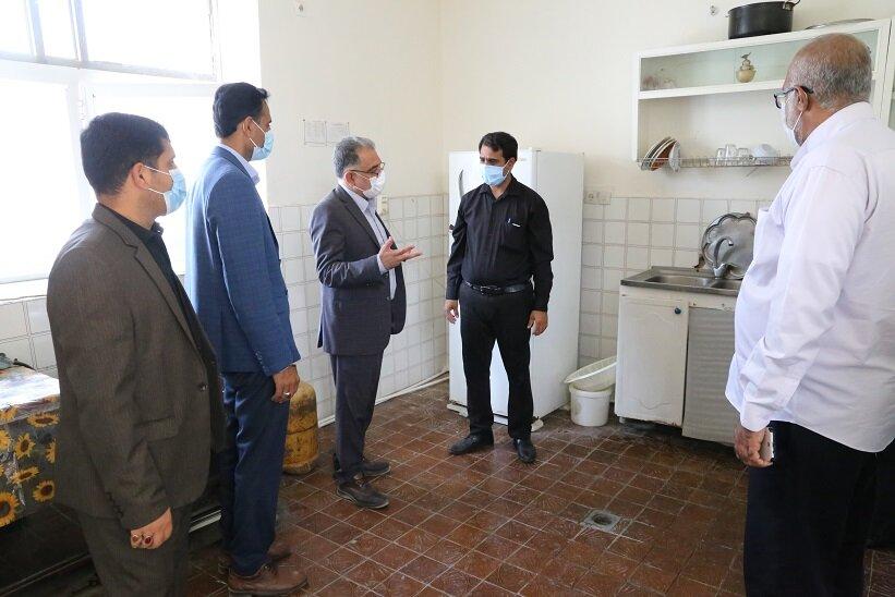 بازدید از مراکز کاهش آسیب در بندرعباس